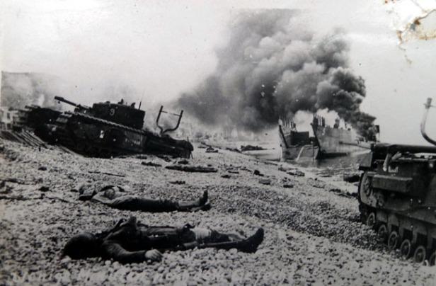 Le fiasco du débarquement de Dieppe